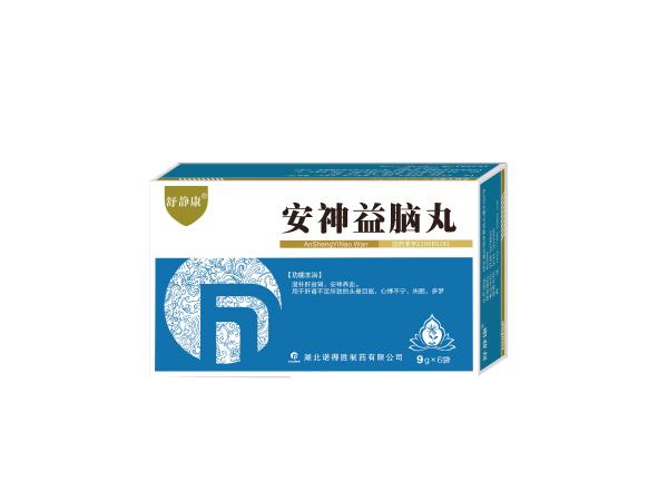 bwin官网益脑丸(54G)